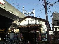 阪堺線住吉大社駅