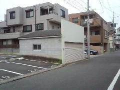 車庫解体工事(東京都江戸川区)