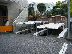 駐車場解体工事(千葉県)