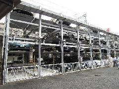 駐車場解体工事(神奈川県横浜市)