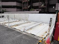 駐車場改修工事(神奈川県横浜市)