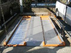 駐車場改修工事(神奈川県海老名市)