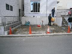 バルコニー設置工事(神奈川県)