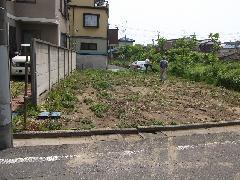 駐車場舗装工事(東京都墨田区)