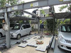 駐車場改修工事(埼玉県久喜市)