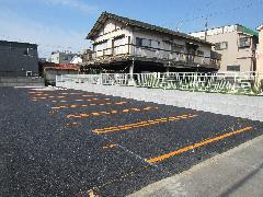 コイン駐車場工事(東京都江戸川区)