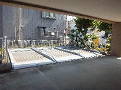 駐車場解体工事(東京都江戸川区)