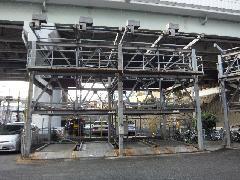 駐車場平面化工事(神奈川県横浜市)