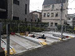 駐車場解体工事(埼玉県川口市)