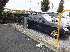 フェンス取付工事(東京都北区)
