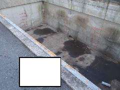 駐車場埋め戻し工事(東京都北区)