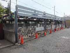 駐車場解体工事(東京都青梅市)