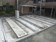 駐車場解体工事(神奈川県川崎市)