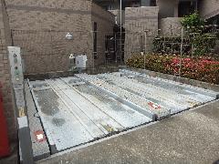 駐車場解体工事(千葉県松戸市)