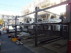 駐車場解体工事(埼玉県さいたま市)