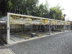 駐車場解体工事(神奈川県鎌倉市)