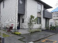 神奈川県大和市 外構・エクステリア・植栽工事