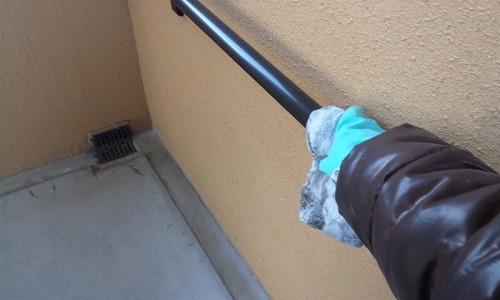 愛知県岩倉市のマンション(メゾネットタイプ):日常清掃