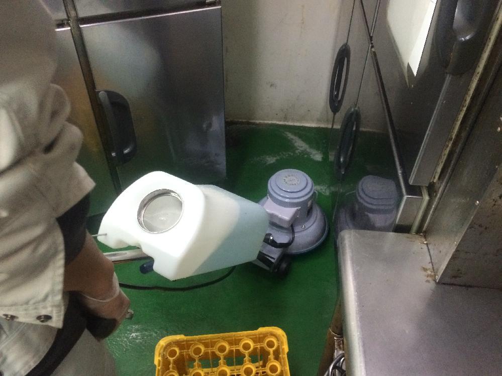 名古屋市名東区:飲食店定期清掃