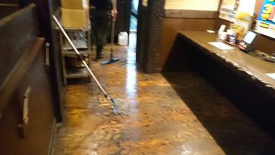 名古屋市中村区:飲食店定期清掃