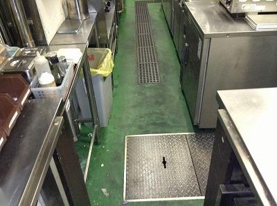 名古屋市中区:飲食店定期清掃