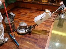 店舗定期清掃