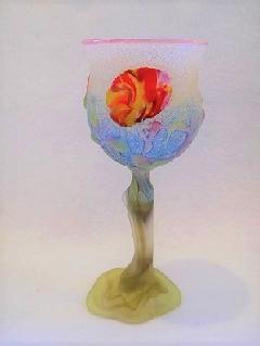 【FLOWER】 ワイングラス