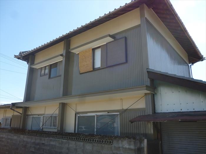 戸建住宅 外壁塗装(犬山市)完成