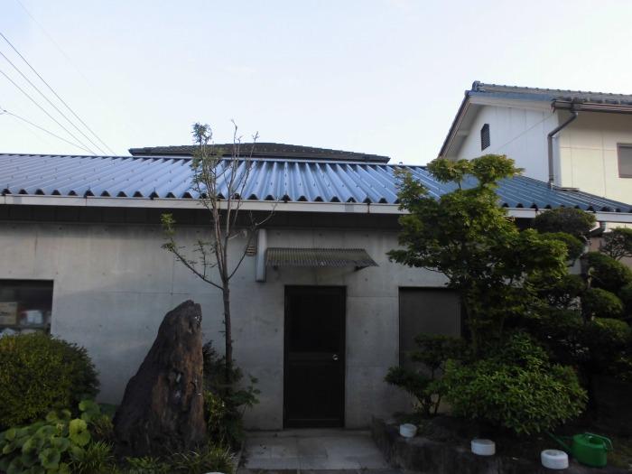 セッパン屋根 塗装工事 (大口町)