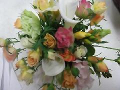 al016 可愛い春の アレンジメント