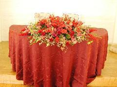 メインテーブル(8)