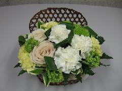 お供花 アレンジメント  H-002