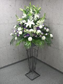 お供え用 スタンド花 S-003