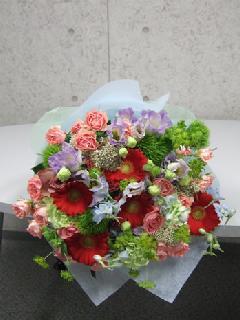 ミックスの花束 M-020