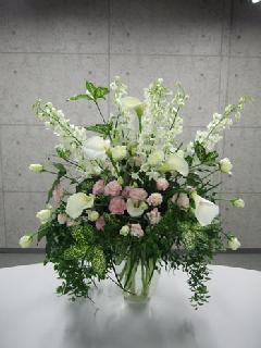 生込花 (花瓶貸付) N-008