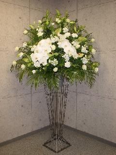 お供え用 スタンド花 S-011