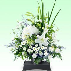 お供え花(供花台(中)付き H-511235