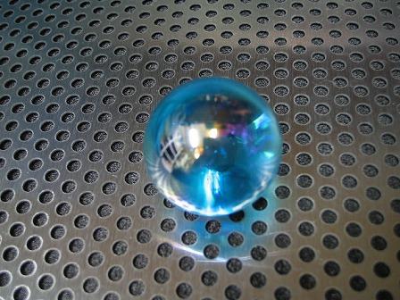 オーロラ(ブルー)」25mm