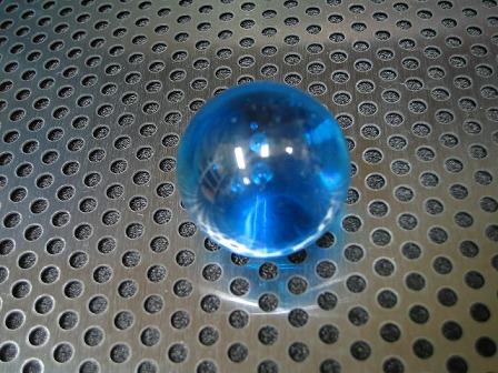 クリアカラー(ブルー)」25mm