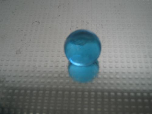 ビー玉・ガラス玉クリアカラー(ブルー)15mm