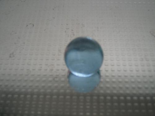 ビー玉・ガラス玉クリアカラー(バイオレット)15mm
