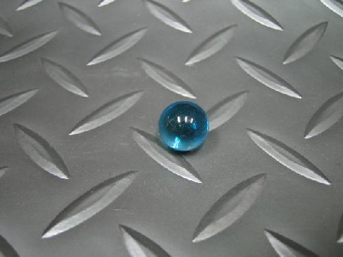 ビー玉・ガラス玉クリアカラー(ブルー)12,5mm