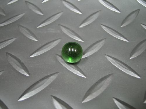 ビー玉・ガラス玉クリアカラー(グリーン)12,5mm