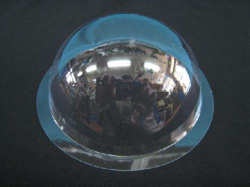 透明半球・透明カップ・ドーム型(塩ビ製120mmΦ
