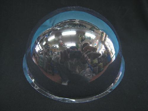 透明半球・透明カップ・ドーム型PET製(240mmΦ)