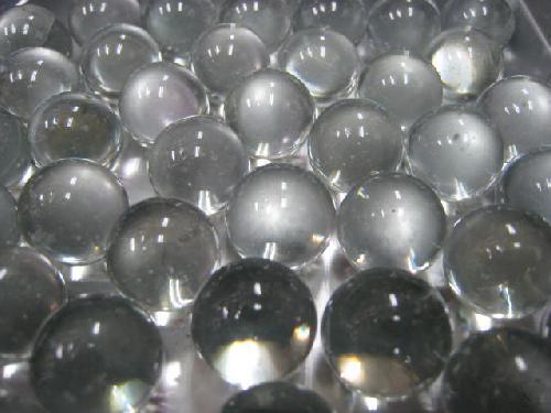 ビー玉「透明」15mm×250粒
