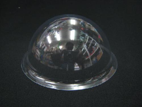 透明半球・透明カップ・ドーム型PET製(100mmΦ)