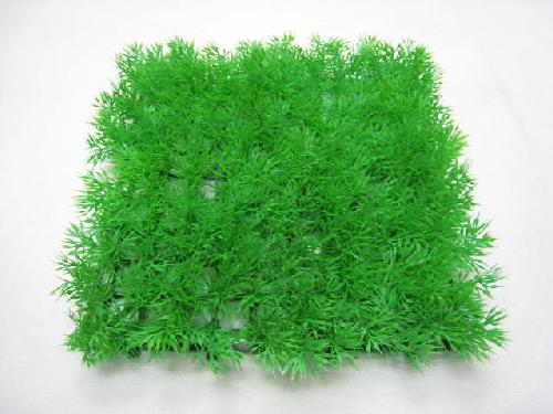卸価格・プラ製ガーデンマット(グリーングラス・ライトグリーン・12枚)コンビニ後払い