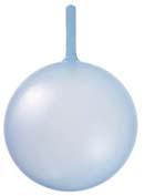 9cmパールバルーン(ブルー)