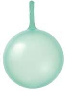 9cmパールバルーン(グリーン)